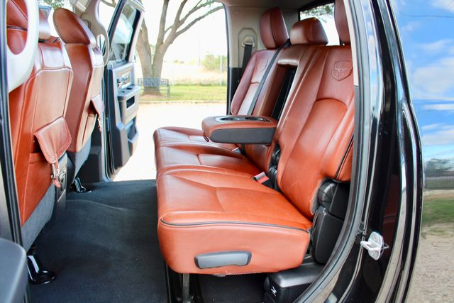 2011 Ram 3500 DRW Longhorn Laramie Mega Cab 4X4 6.7L Cummins Diesel Auto LOADED Sealy, Texas 40
