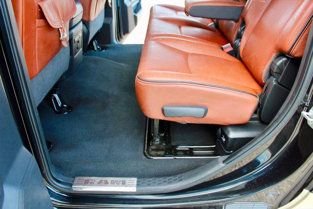 2011 Ram 3500 DRW Longhorn Laramie Mega Cab 4X4 6.7L Cummins Diesel Auto LOADED Sealy, Texas 41