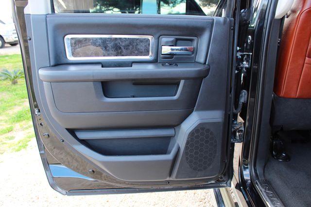2011 Ram 3500 DRW Longhorn Laramie Mega Cab 4X4 6.7L Cummins Diesel Auto LOADED Sealy, Texas 42