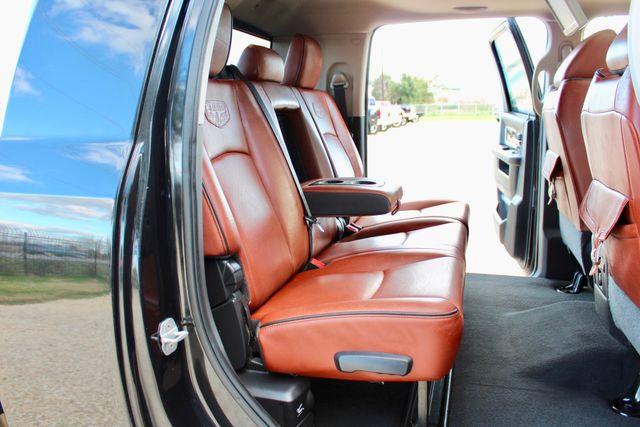 2011 Ram 3500 DRW Longhorn Laramie Mega Cab 4X4 6.7L Cummins Diesel Auto LOADED Sealy, Texas 44