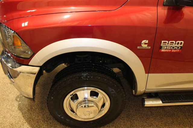 2011 Ram 3500 Dually diesel 4x4 mega cab Laramie in Roscoe, IL 61073