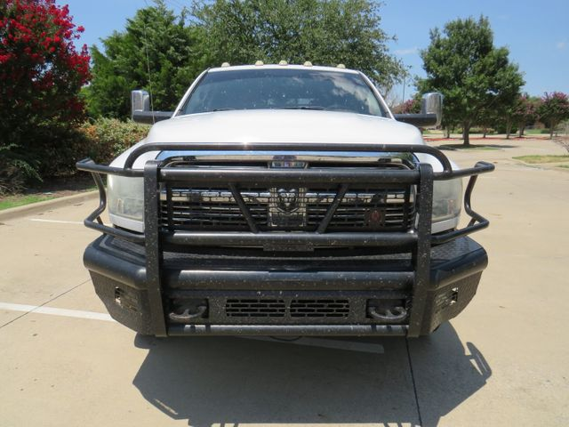2011 Ram 3500 Laramie Longhorn Flatbed in McKinney, Texas 75070