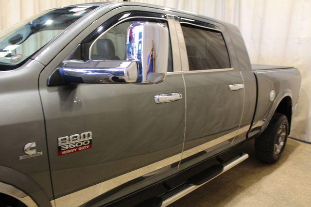 2011 Ram 3500 Diesel 4x4 Laramie in Roscoe, IL 61073
