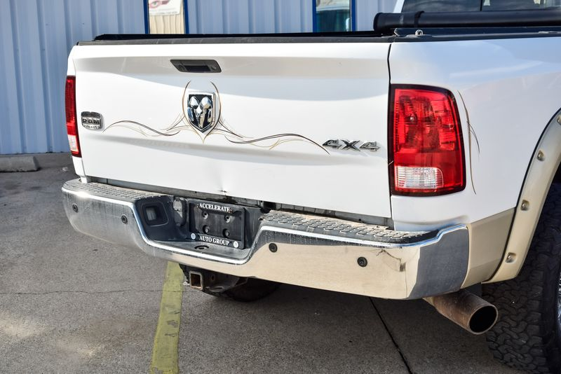 2011 Ram 3500 Laramie Longhorn Edition in Rowlett, Texas
