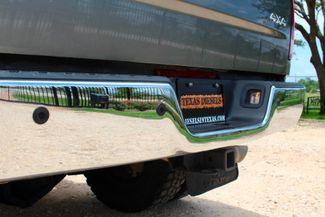 2011 Ram 3500 DRW Laramie Mega Cab 4X4 6.7L Cummins Diesel 6 Speed Manual Sealy, Texas 19