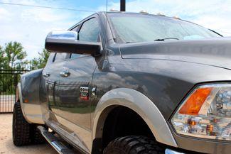 2011 Ram 3500 DRW Laramie Mega Cab 4X4 6.7L Cummins Diesel 6 Speed Manual Sealy, Texas 2