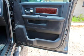 2011 Ram 3500 DRW Laramie Mega Cab 4X4 6.7L Cummins Diesel 6 Speed Manual Sealy, Texas 48