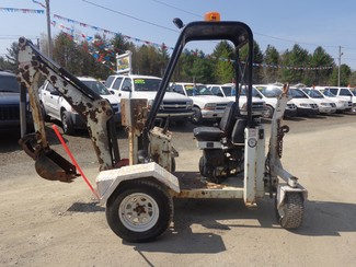 2010 Rhm GF6LM Self Propelled Backhoe Hoosick Falls, New York 0