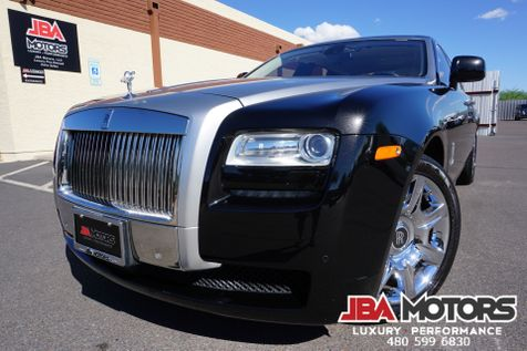 2011 Rolls-Royce Ghost Sedan ~ 1 Owner ~ Clean CarFax ~ HUGE $317k MSRP | MESA, AZ | JBA MOTORS in MESA, AZ