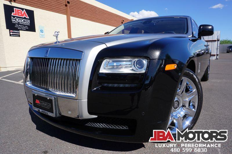 2011 Rolls-Royce Ghost Sedan ~ 1 Owner ~ Clean CarFax ~ HUGE $317k MSRP | MESA, AZ | JBA MOTORS in MESA AZ