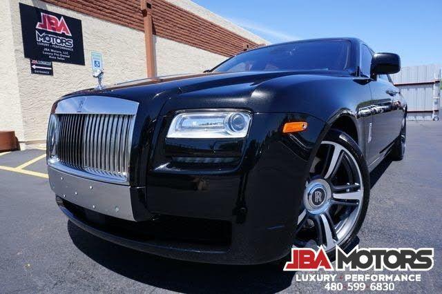 2011 Rolls-Royce Ghost Sedan ~ Clean CarFax ~ Highly Optioned