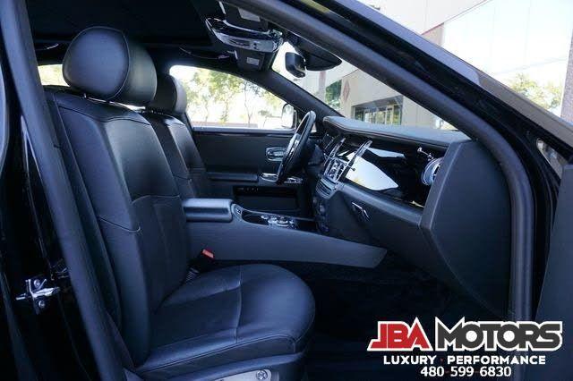 2011 Rolls-Royce Ghost Sedan ~ Clean CarFax ~ Highly Optioned in Mesa, AZ 85202