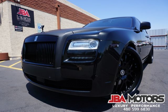 2011 Rolls-Royce Ghost Sedan ~ Rear Entertainment Pano Roof MUST SEE