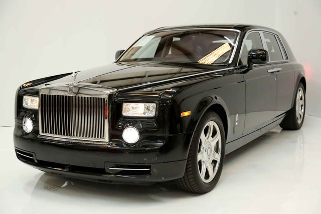 2011 Rolls-Royce Phantom Houston, Texas 3