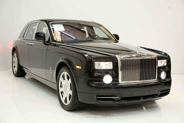 2011 Rolls-Royce Phantom Houston, Texas 1