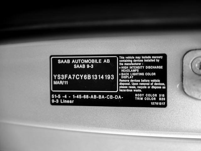 2011 Saab 9-3 Burbank, CA 28