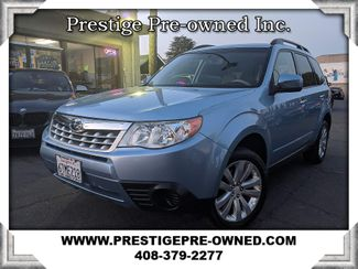 2011 Subaru FORESTER 2.5X PREMIUM ((**AWD..PANORAMIC MOONROOF**)) in Campbell, CA 95008