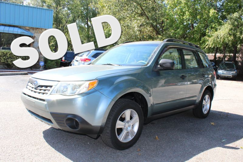 2011 Subaru Forester 2.5X | Charleston, SC | Charleston Auto Sales in Charleston SC