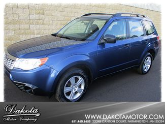 2011 Subaru Forester 2.5X Farmington, MN 0