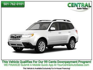 2011 Subaru Forester 2.5X   Hot Springs, AR   Central Auto Sales in Hot Springs AR