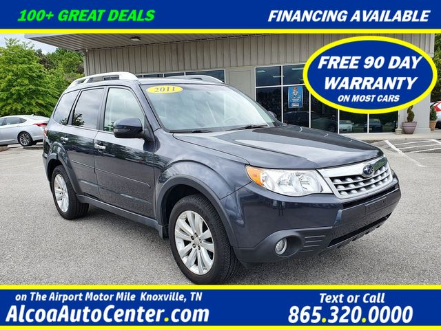2011 Subaru Forester 2.5X Touring AWD in Louisville, TN 37777