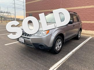 2011 Subaru Forester 2.5X 6 mo 6000 mile warranty Maple Grove, Minnesota 1