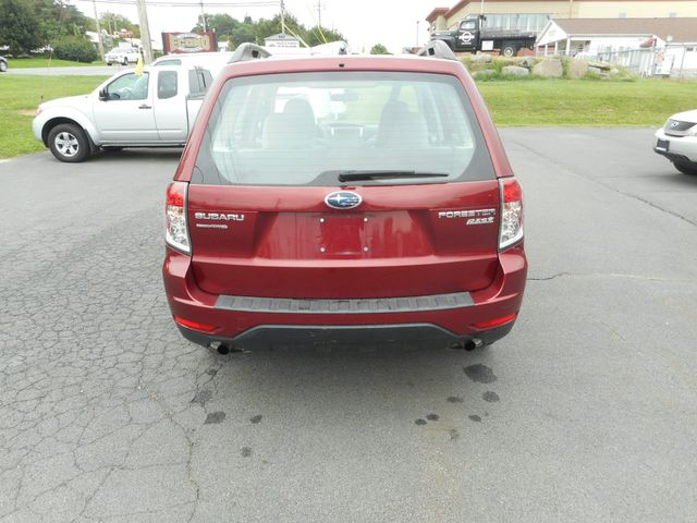 2011 Subaru Forester 2.5X New Windsor, New York 3