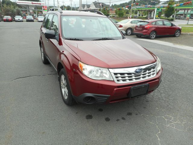 2011 Subaru Forester 2.5X New Windsor, New York 8