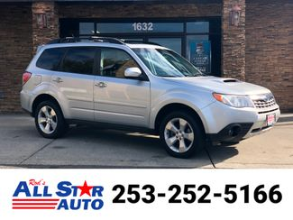 2011 Subaru Forester 2.5XT in Puyallup Washington, 98371