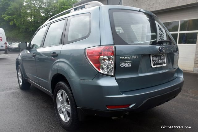 2011 Subaru Forester 2.5X Waterbury, Connecticut 4