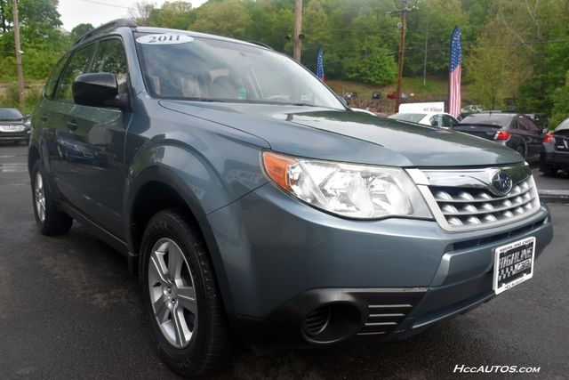 2011 Subaru Forester 2.5X Waterbury, Connecticut 8