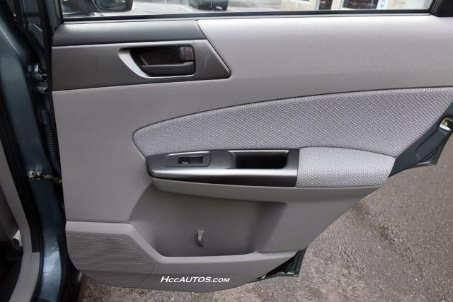 2011 Subaru Forester 2.5X Waterbury, Connecticut 20