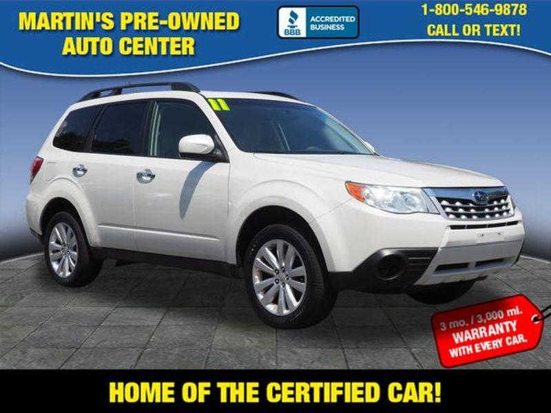 2011 Subaru Forester 2.5X Premium | Whitman, MA | Martin's Pre-Owned Auto Center