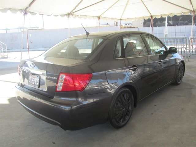 2011 Subaru Impreza 2.5i Gardena, California 2