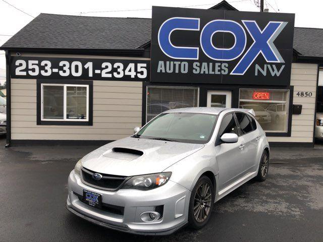 2011 Subaru Impreza WRX WRX AWD