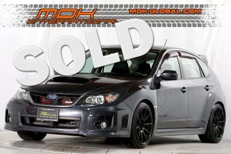 2011 Subaru Impreza WRX Limited - Leather - Navigation - Intake / exhaust in Los Angeles
