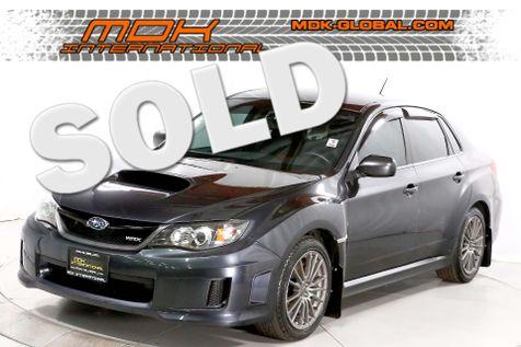 2011 Subaru Impreza WRX - manual - new clutch - service records in Los Angeles
