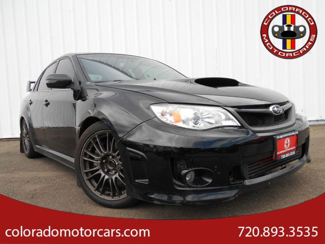 2011 Subaru Impreza WRX STI Limited in Englewood, CO 80110