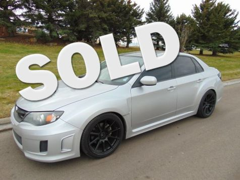 2011 Subaru Impreza WRX 4-Door in Great Falls, MT