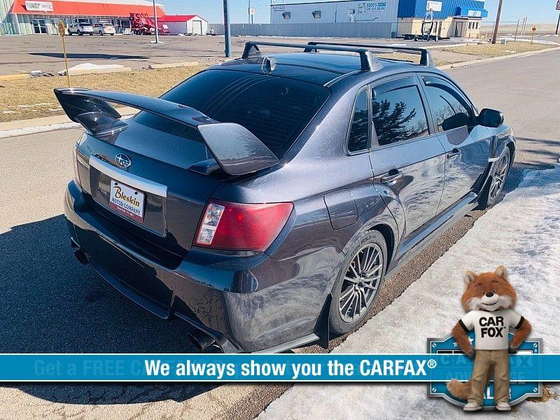 2011 Subaru Impreza WRX 4d Sedan Premium  city MT  Bleskin Motor Company   in Great Falls, MT