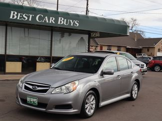 2011 Subaru Legacy 2.5i Prem AWP/Pwr Moon in Englewood, CO 80113