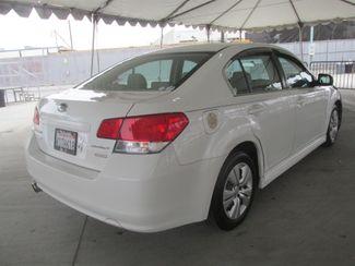 2011 Subaru Legacy 2.5i Gardena, California 2