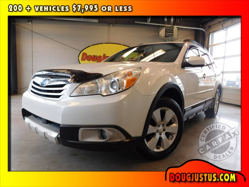 2011 Subaru Outback 25i Limited Moon (New Timing Belt  Head Gaskets)  city TN  Doug Justus Auto Center Inc  in Airport Motor Mile ( Metro Knoxville ), TN