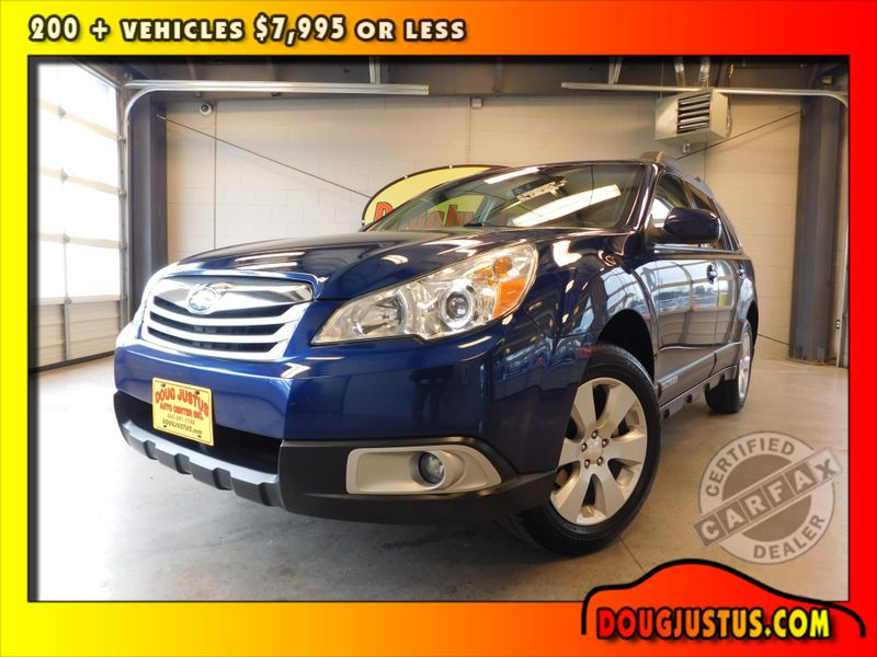 2011 Subaru Outback 25i Prem AWP  city TN  Doug Justus Auto Center Inc  in Airport Motor Mile ( Metro Knoxville ), TN