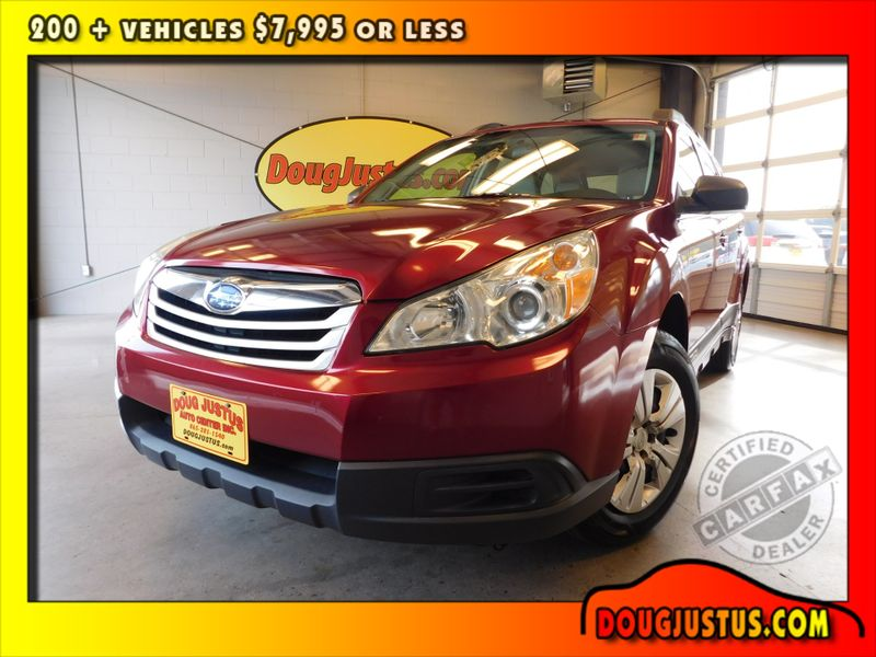 2011 Subaru Outback 25i  city TN  Doug Justus Auto Center Inc  in Airport Motor Mile ( Metro Knoxville ), TN