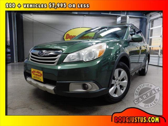 2011 Subaru Outback 2.5i Limited Pwr Moon