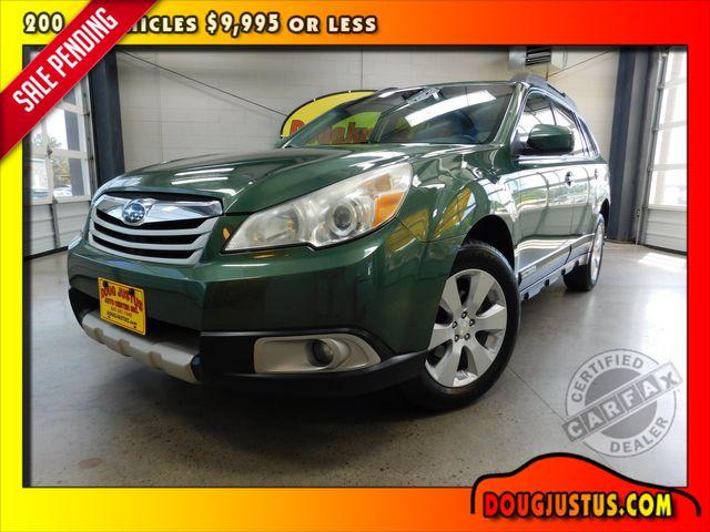 2011 Subaru Outback 2.5i Limited Pwr Moon