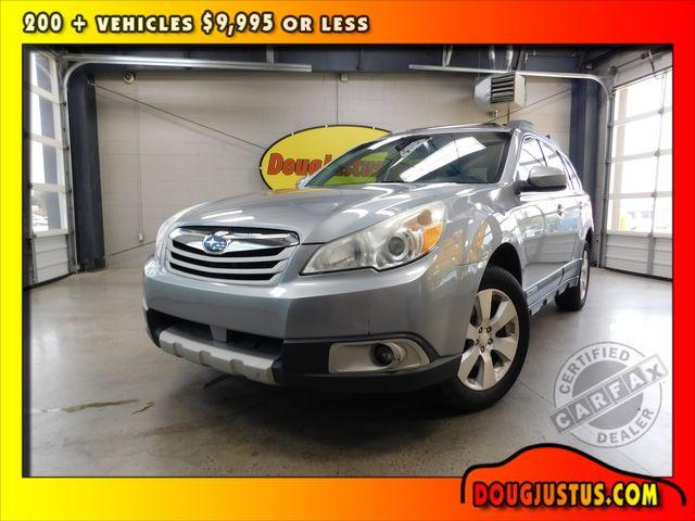 2011 Subaru Outback 3.6R Limited Pwr Moon