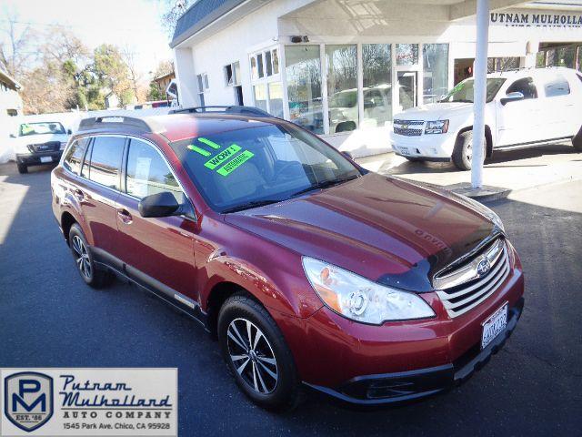 2011 Subaru Outback 2.5i in Chico, CA 95928