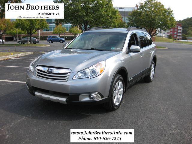 2011 Sold Subaru Outback 2.5i Limited Conshohocken, Pennsylvania